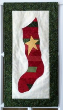 Stocking Wall Hanging