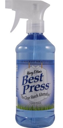 Best Press Clear Starch - Linen Fresh Fragrance