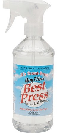Best Press Clear Starch - Scent Free