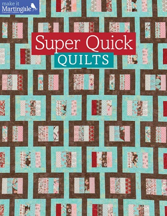That Patchwork Place Super Quick Quilts Pattern Book