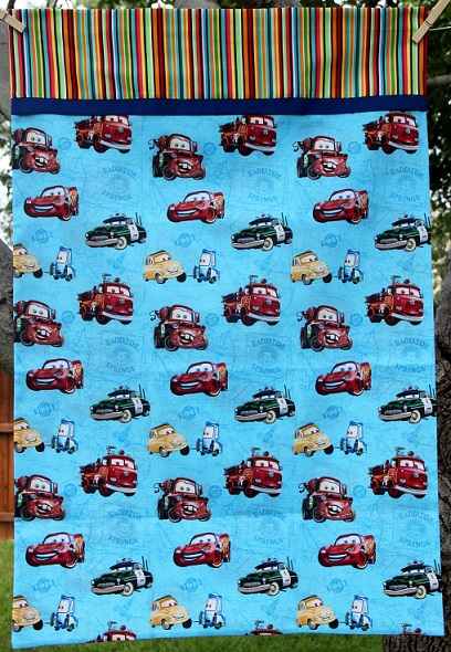 Disney's Cars Inspired Pillow Case, Standard Size
