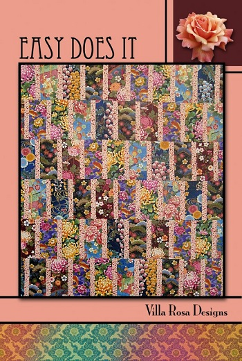 Villa Rosa Easy Does It Quilt Pattern Card