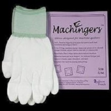 Quilters Touch Machingers Gloves Size M/L