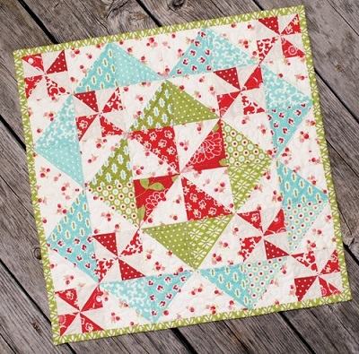 This & That Candy Dish Quilt Pattern