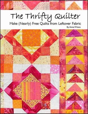 The Thrifty Quilter Pattern Book