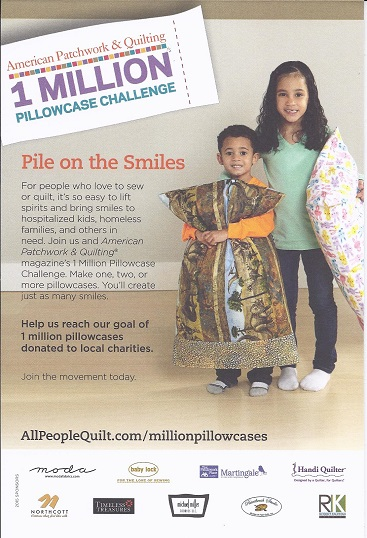 1 Million Pillowcase Challenge