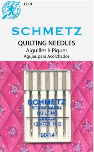 Schmetz Quilting Needles (5 per pack)